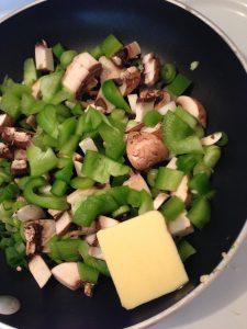 Omelet start