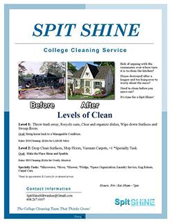 Spit Shine Poster