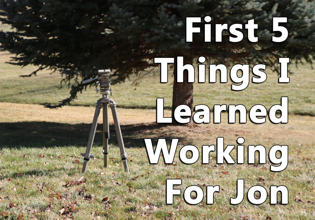 5 things working for jon
