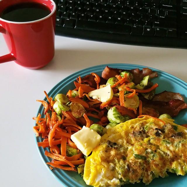 Worlds Best Omelet
