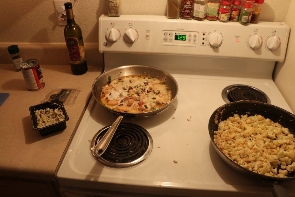 30 simmer. off culi when brown