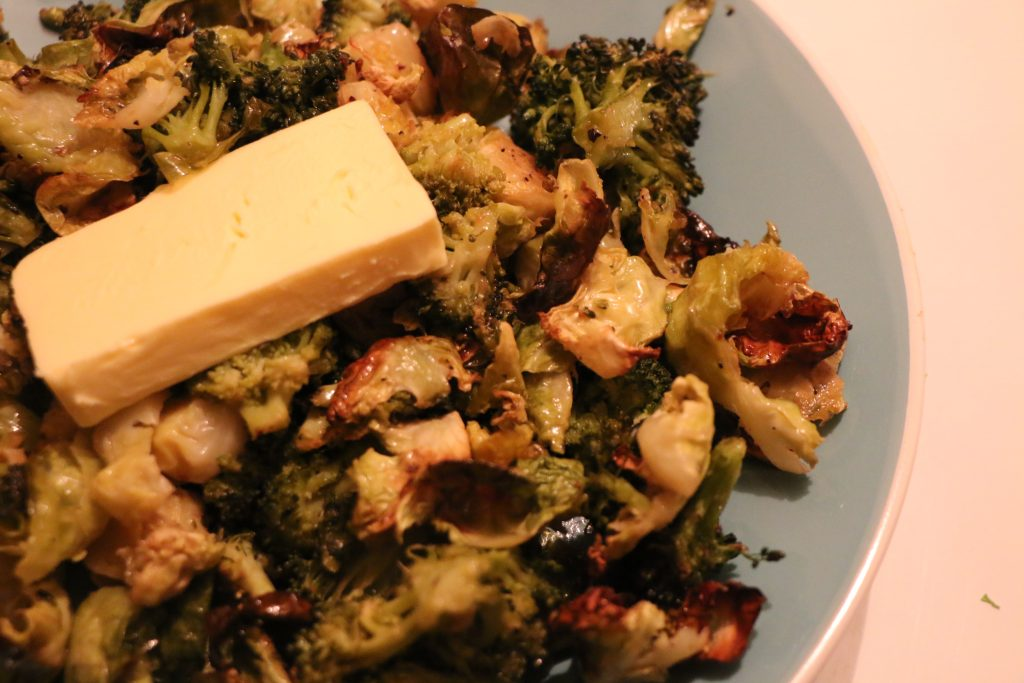 brussel sprouts sNack